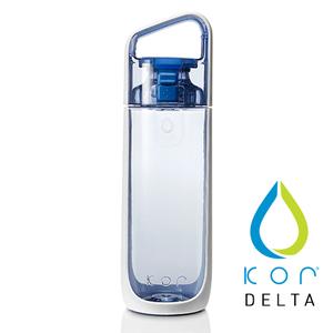 美國KORwater|KOR Delta隨身水瓶-冰晶藍/500ml