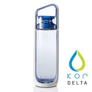 美國KORwater|KOR Delta隨身水瓶-冰晶藍/750ml