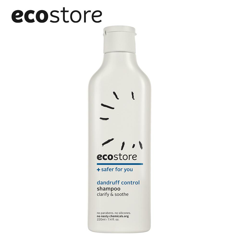 ecostore|純淨洗髮精-控油洗淨/220ml