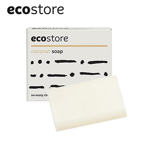 ecostore|純淨香皂-甜椰子/80g