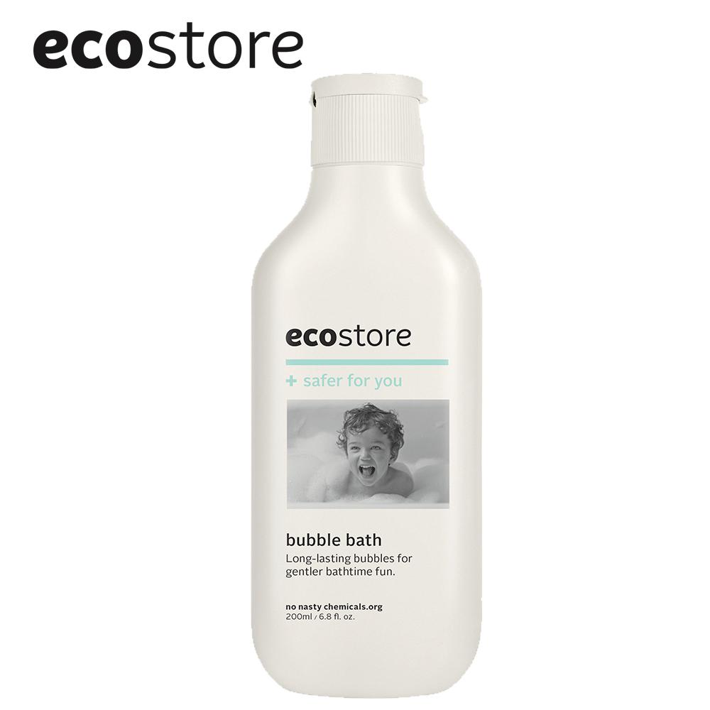 ecostore|純淨寶寶泡泡浴/200ml