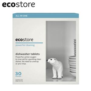 ecostore|全效合一洗碗錠-純淨無香/30錠