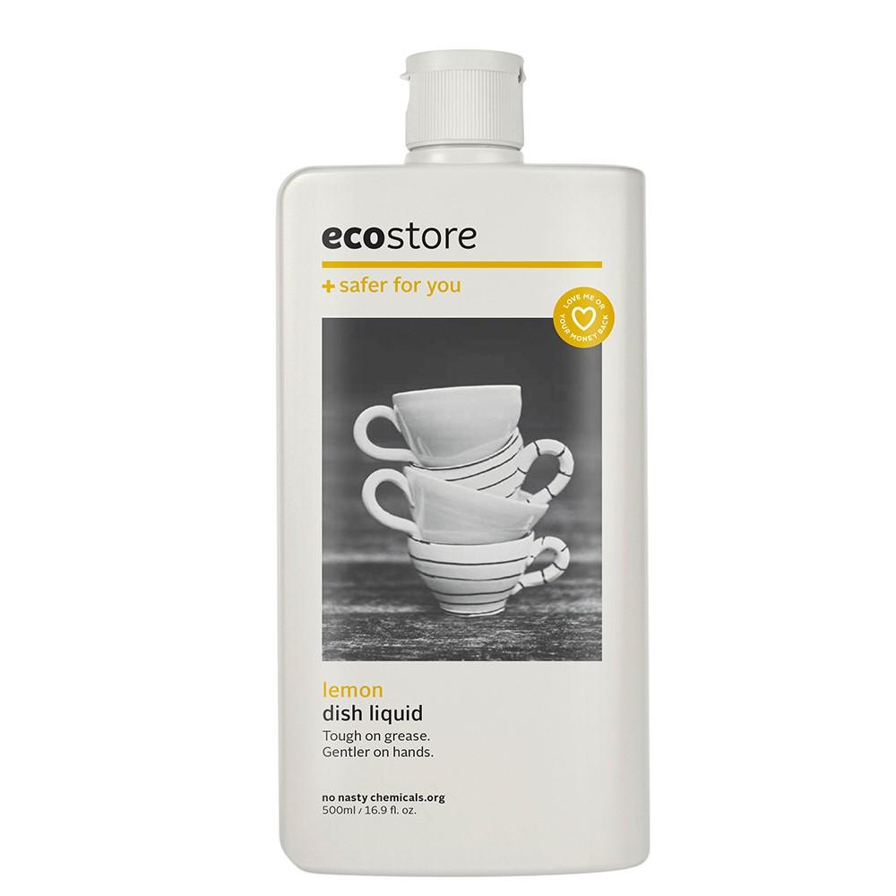 ecostore|環保洗碗精-經典檸檬/500ml