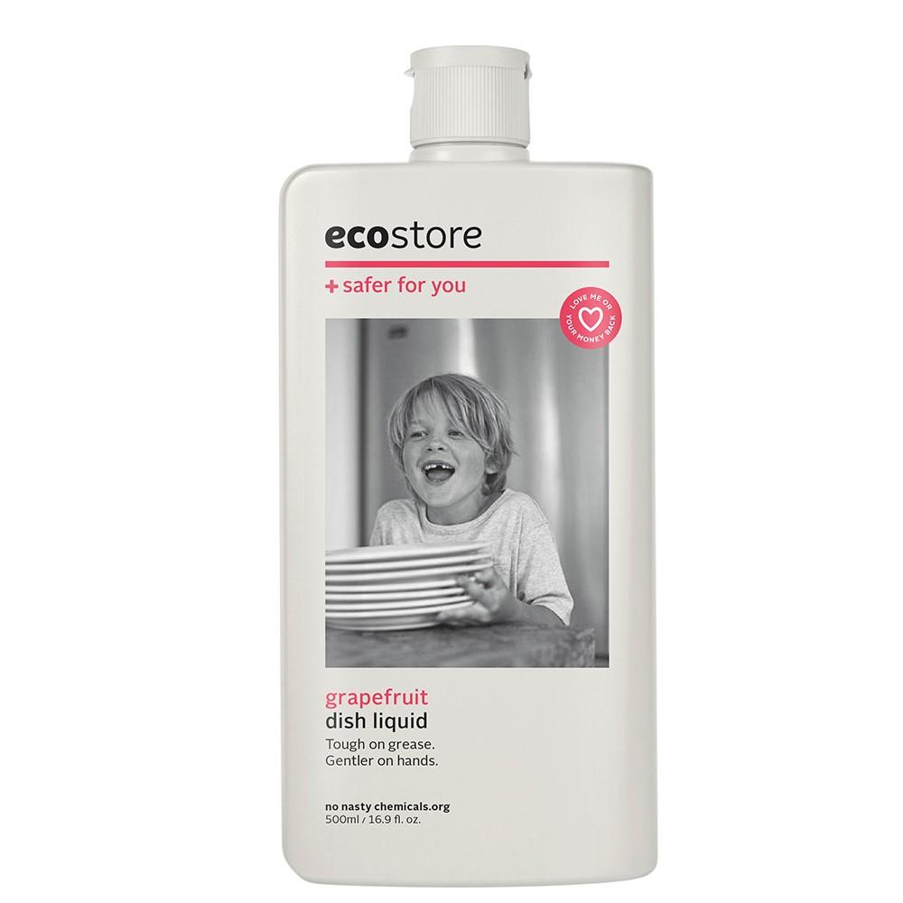 ecostore|環保洗碗精-葡萄柚香/500ml