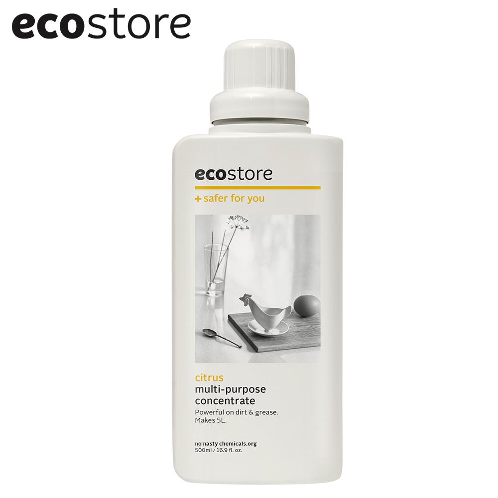 ecostore|環保超濃縮多用途清潔劑-柑橘清香/500ml