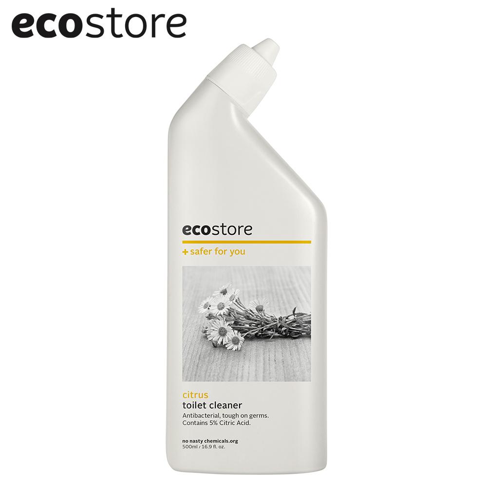 ecostore|環保馬桶清潔劑-柑橘清香/500ml