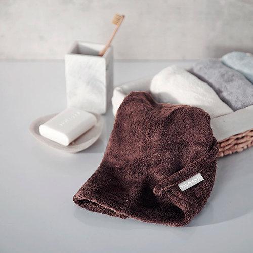 Microdry|舒適快乾方巾-巧克力