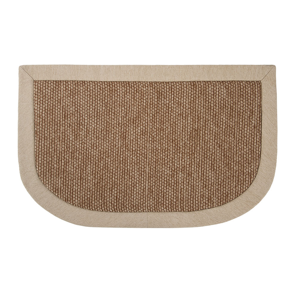 Microdry|框邊舒適多功能地墊-亞麻織紋