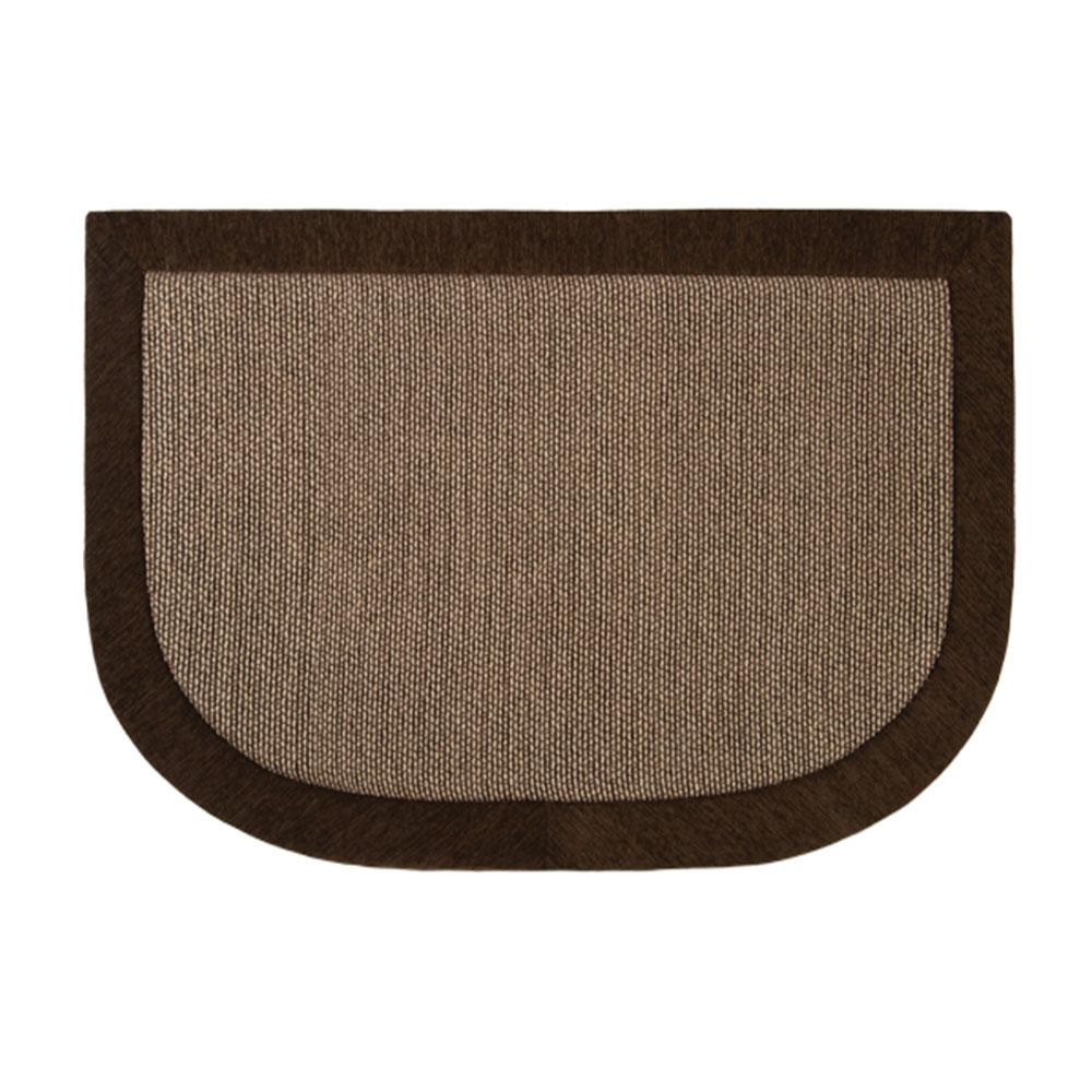 Microdry|框邊舒適多功能地墊-巧克織紋