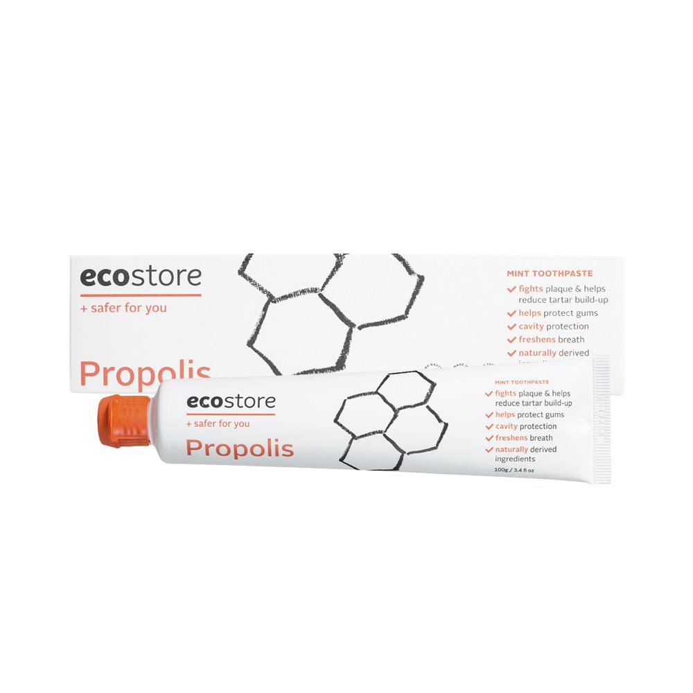 ecostore|純淨蜂膠牙膏100g