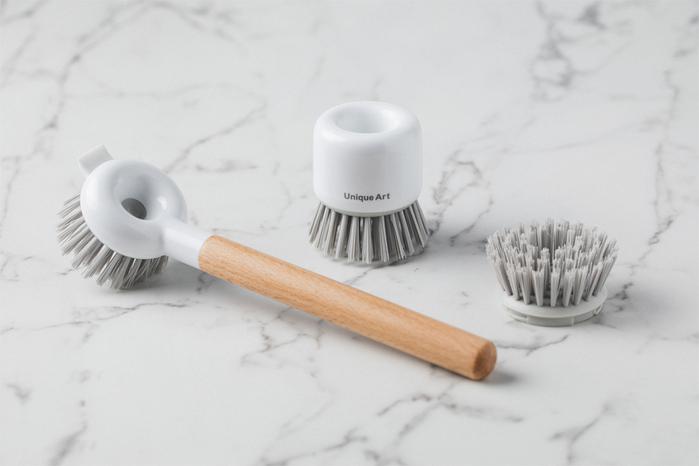 Unique Art|【2019新品上市】EASY BRUSH萬用刷-圓刷輕巧型
