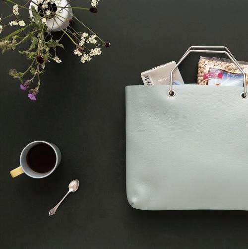 Keecie|購物者手提袋-野菊黃