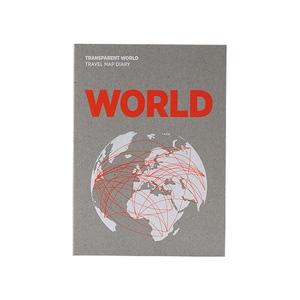 palomar|描一描透明地圖 世界版