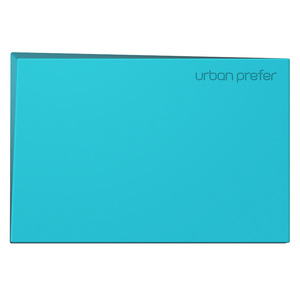 urban prefer MEET+ 名片盒 /上蓋(湖水藍)