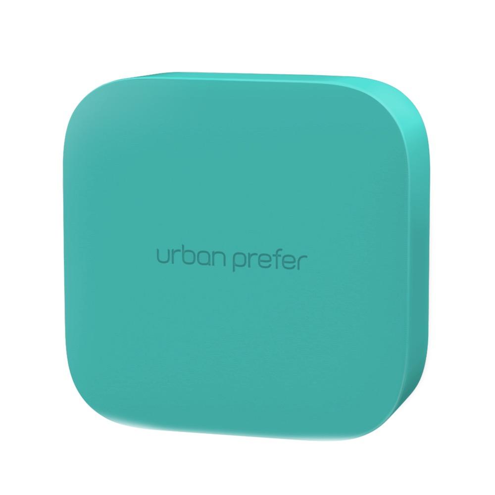 urban prefer MONI 磁吸式小物收納盒 藍綠色
