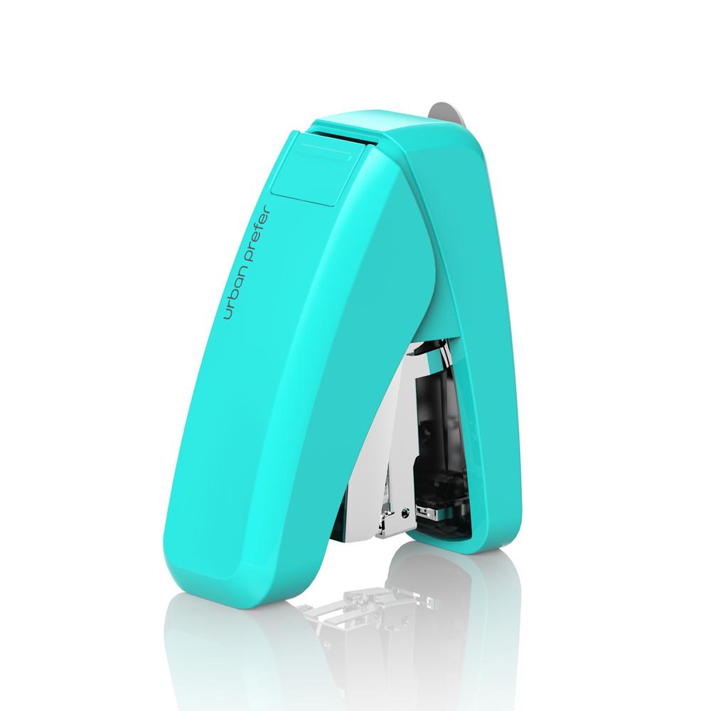 urban prefer|SII 平針省力釘書機 10號針 / 藍綠色