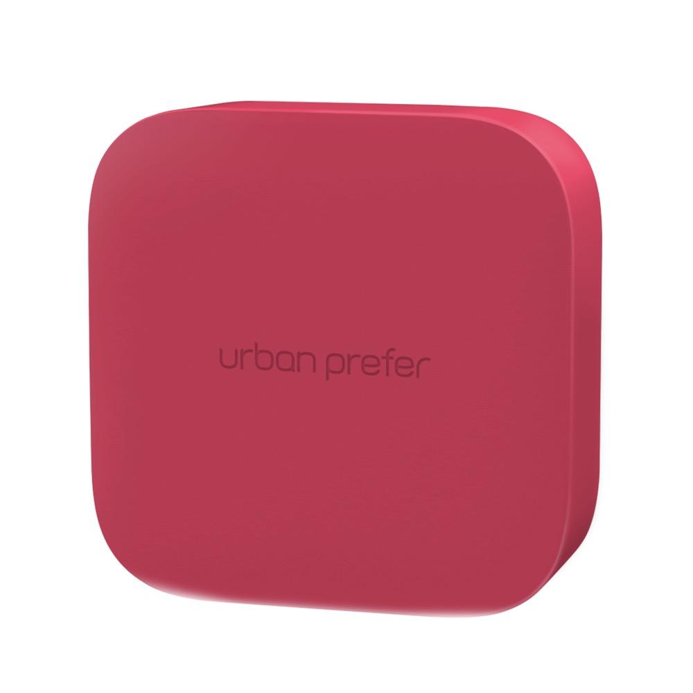 urban prefer|MONI 磁吸式小物收納盒 桃紅色