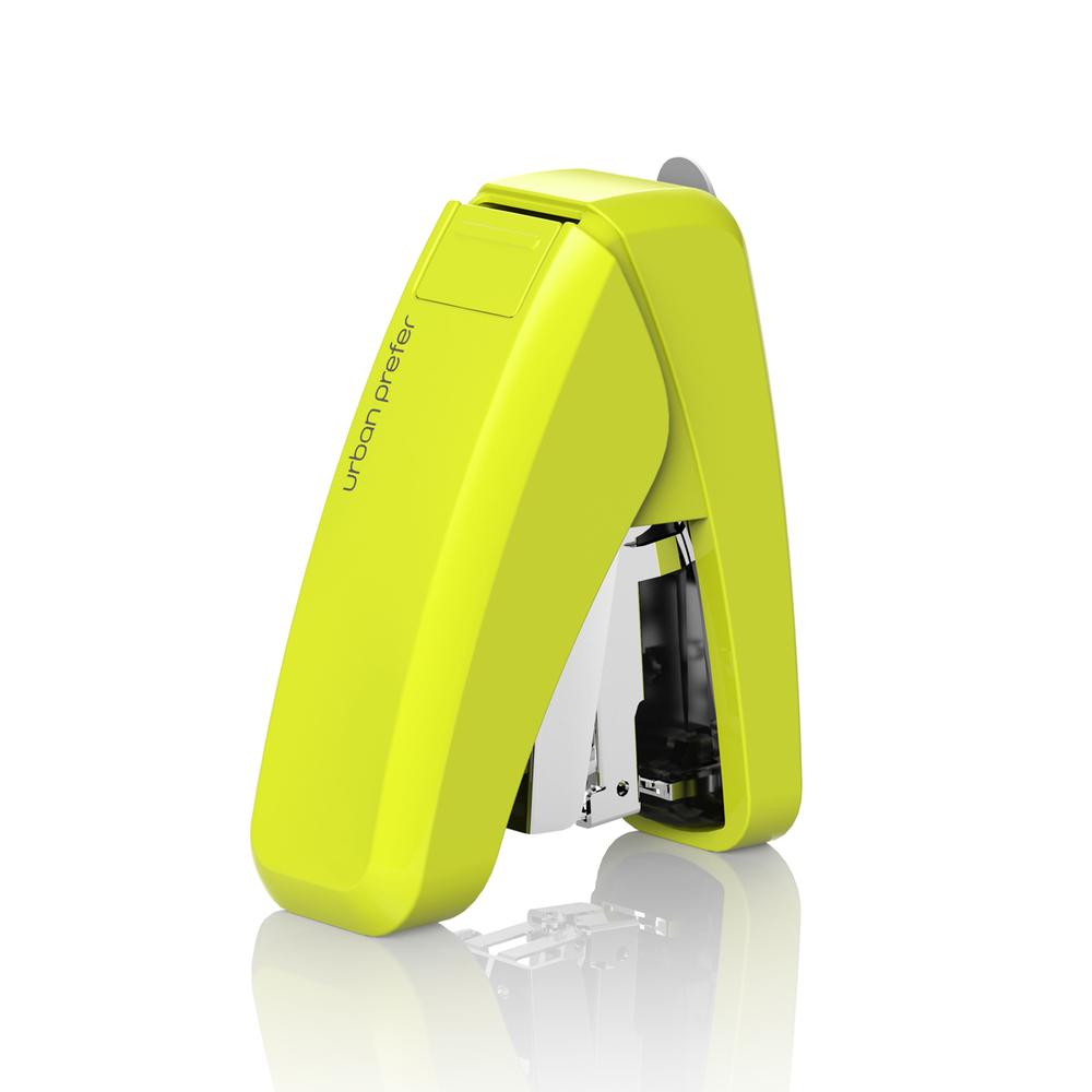 urban prefer|SII 平針省力釘書機 10號針 / 黃綠色