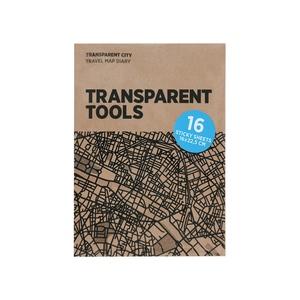 palomar|描一描地圖 / 透明繪圖紙補充包