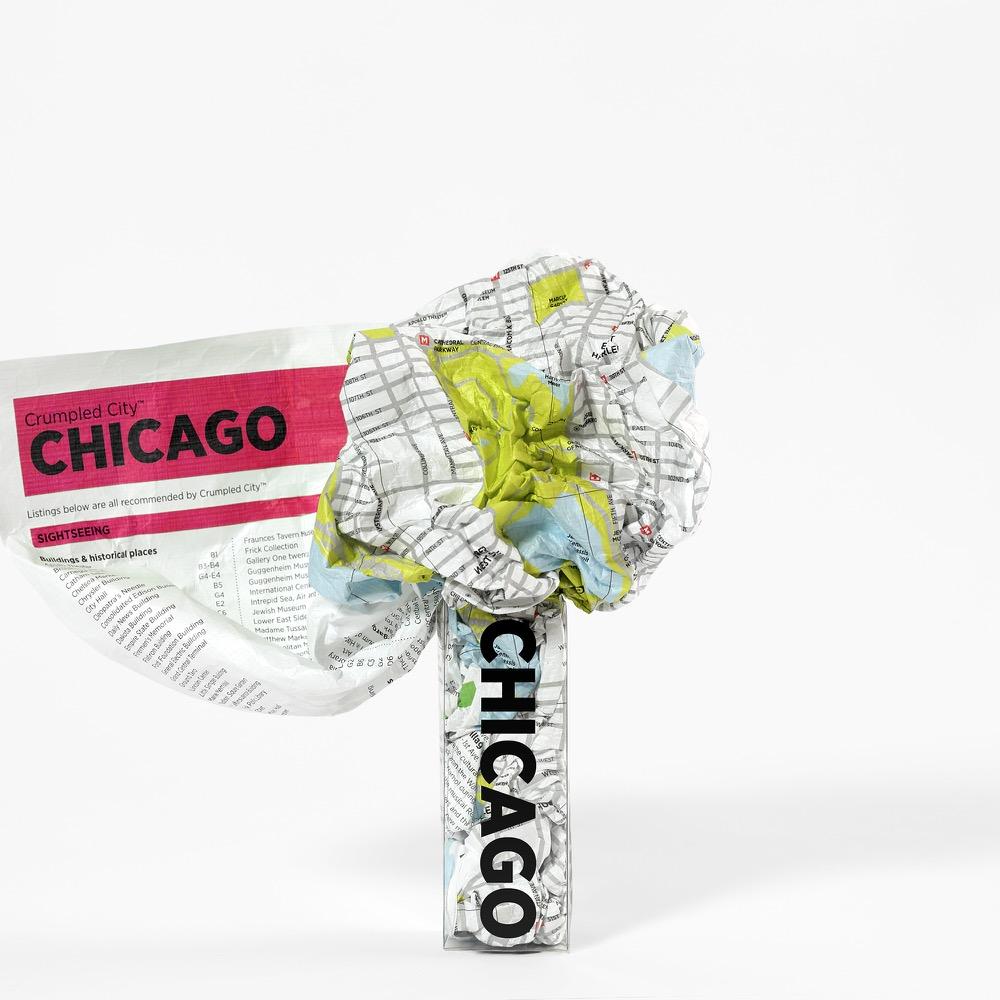 palomar|揉一揉地圖 芝加哥