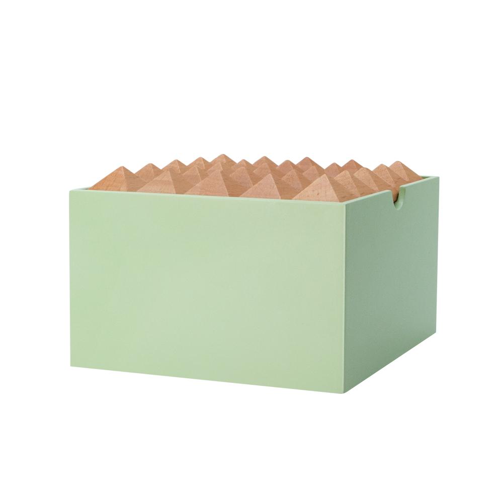 Korridor Design | 家飾木盒M-香草綠