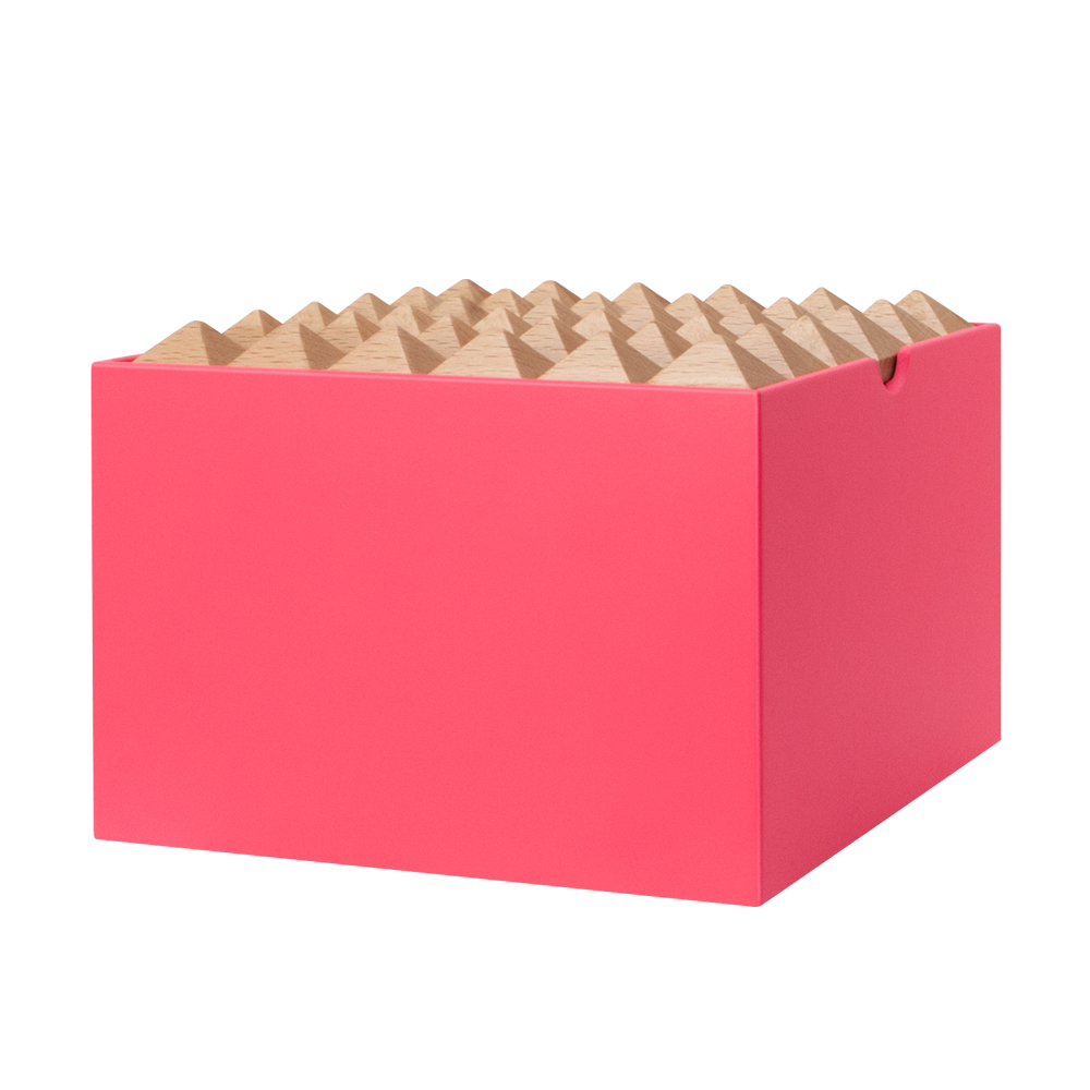 Korridor Design | 家飾木盒XL-霓虹粉