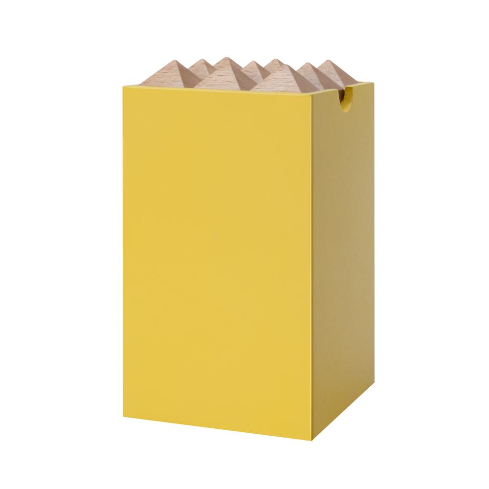 Korridor Design   家飾木盒S-維尼黃