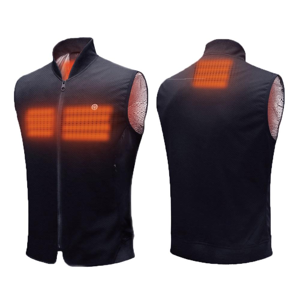 HOMI SUSTAIN Sport Heated Vest 發熱背心 (附SURPLUS行動電源)
