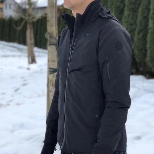 HOMI|SUSTAIN UTILITY 專業版發熱外套(附行動電源)