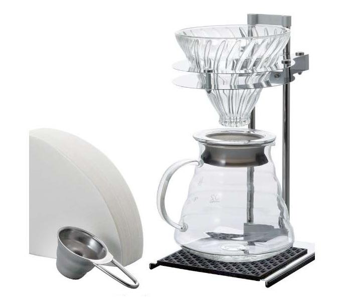 (複製)HARIO|V60白色雲朵咖啡杯盤組2入 CCS-5012W 150ml