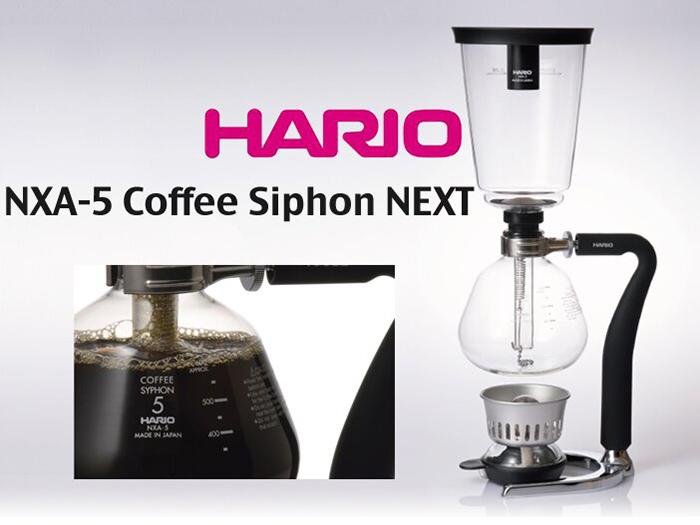 (複製)HARIO 品味咖啡虹吸壺SCA-5 600ml