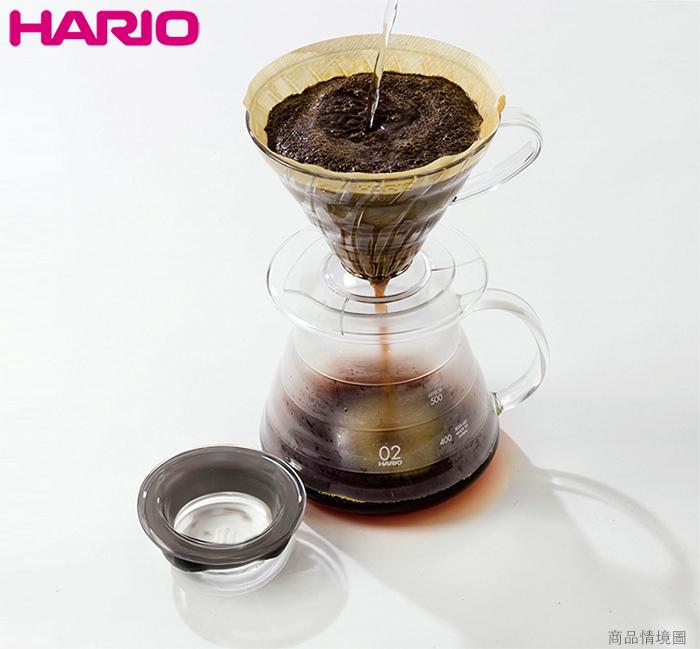 HARIO V60雲朵60咖啡壺 XGS-60TB