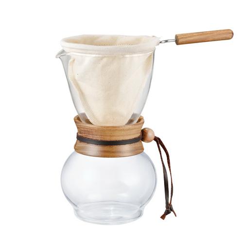 HARIO|濾布手沖咖啡壺組 DPW-3 3~4杯