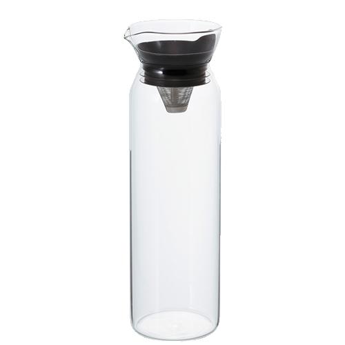 HARIO|時尚不鏽鋼濾器冷泡茶壺 900ml FIP-90-B