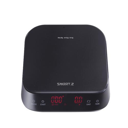 SMART.Z 電子咖啡秤 BSZ-3000 消光黑