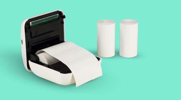 (複製)PAPERANG|口袋列印小精靈喵喵機 官方訂製專屬感熱紙 - 普通款