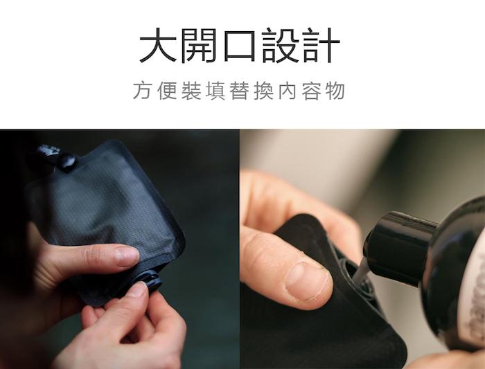 Matador|Matador 鬥牛士 FlatPak™ Toiletry Bottle 便攜沐浴旅行分裝瓶(3入組)