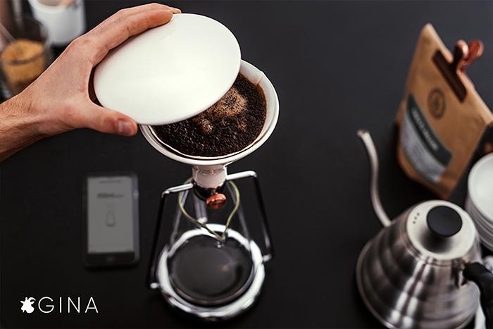 (複製)GOAT STORY|GINA 手沖智慧咖啡壺 - 經典黑