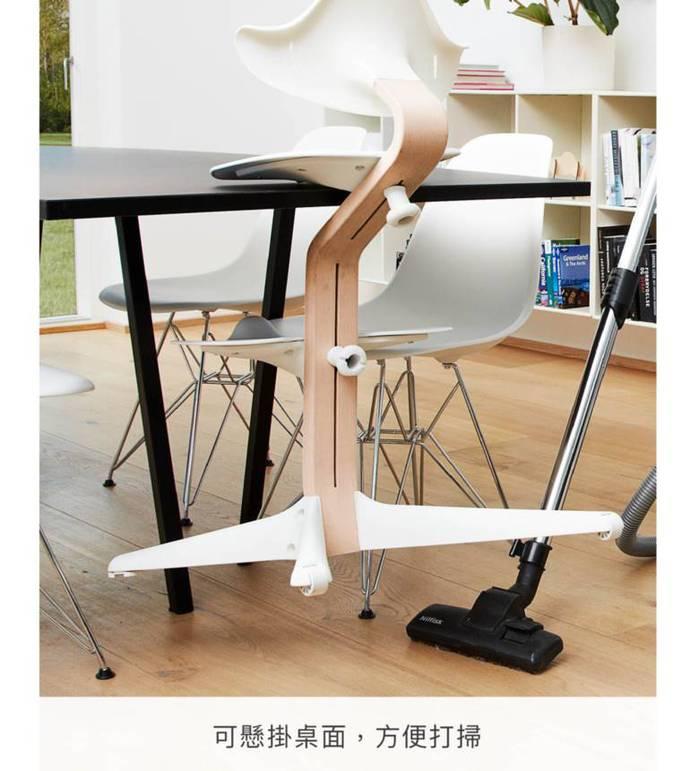 Nomi|丹麥多階段兒童成長學習調節椅豪華組(含躺椅)-灰色