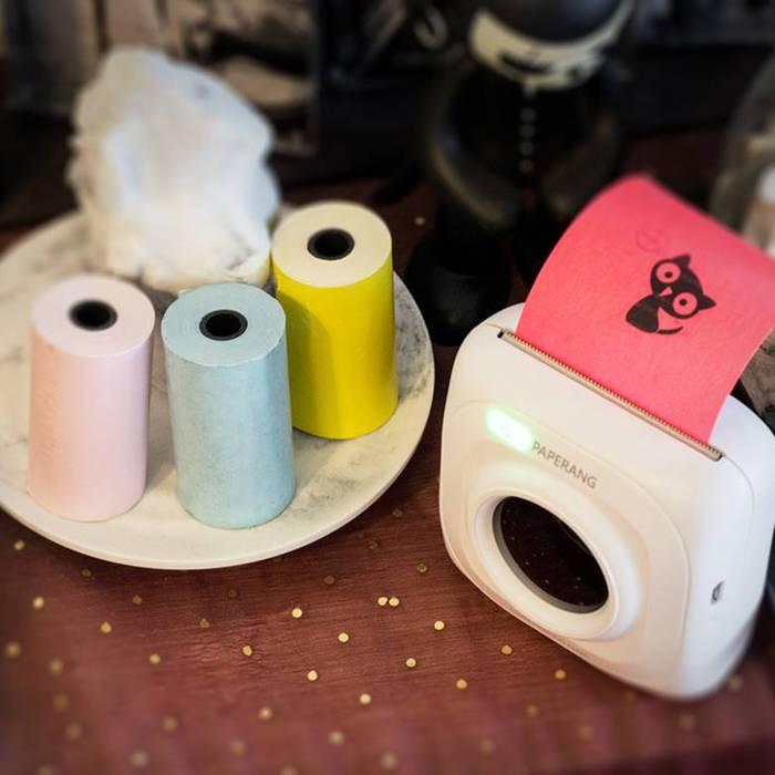 PAPERANG |  口袋列印小精靈-喵喵機(白色)