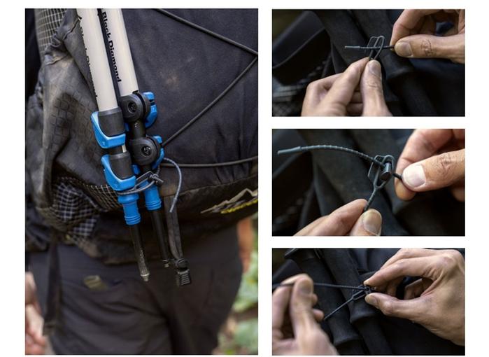 Matador|鬥牛士Re-Ties 戶外專業多段式綑綁繩/重複使用 四入組