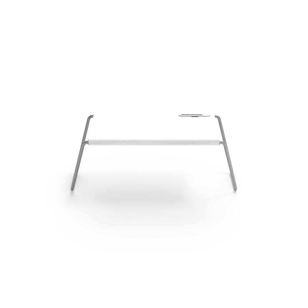 MONITORMATE|PlayTable 木質多功能行動桌板 - 白色