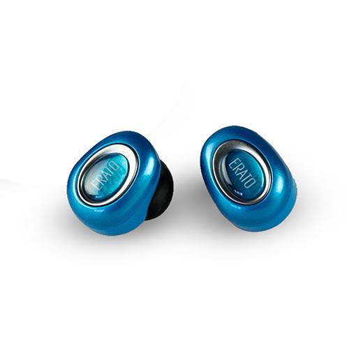 ERATO|MUSE 5真無線3D立體聲藍牙耳機 - 冰湖藍