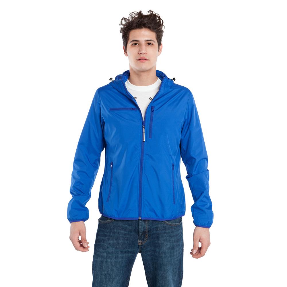 BAUBAX|WINDBREAKER 多功能防風型外套(男)- 藍色
