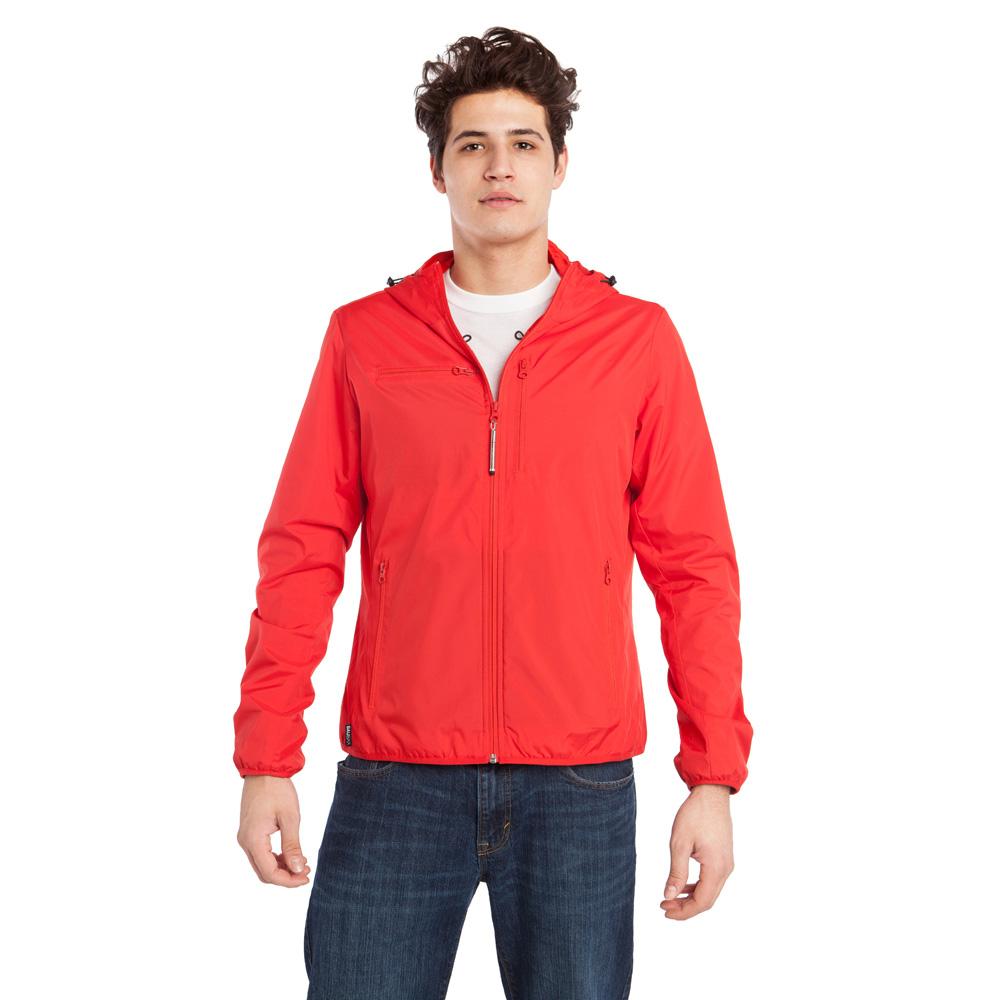BAUBAX WINDBREAKER 多功能防風型外套(男)- 紅色