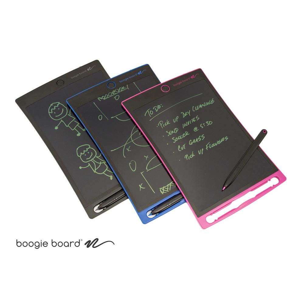 Boogie Board|JOT Plus 手寫塗鴉板 - 沉穩黑