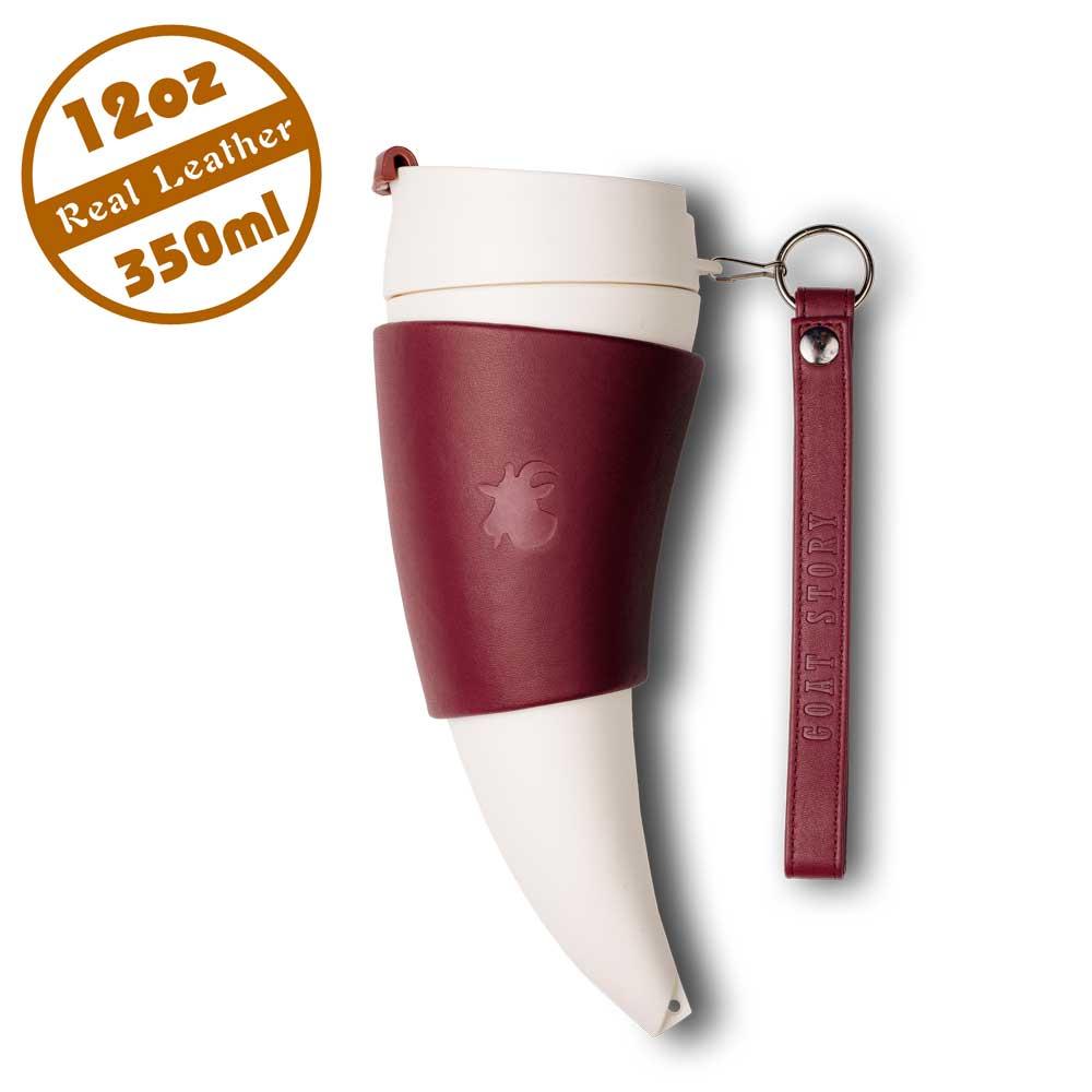 GOAT STORY|Goat Mug 真皮款山羊角咖啡杯 12oz / 350ml