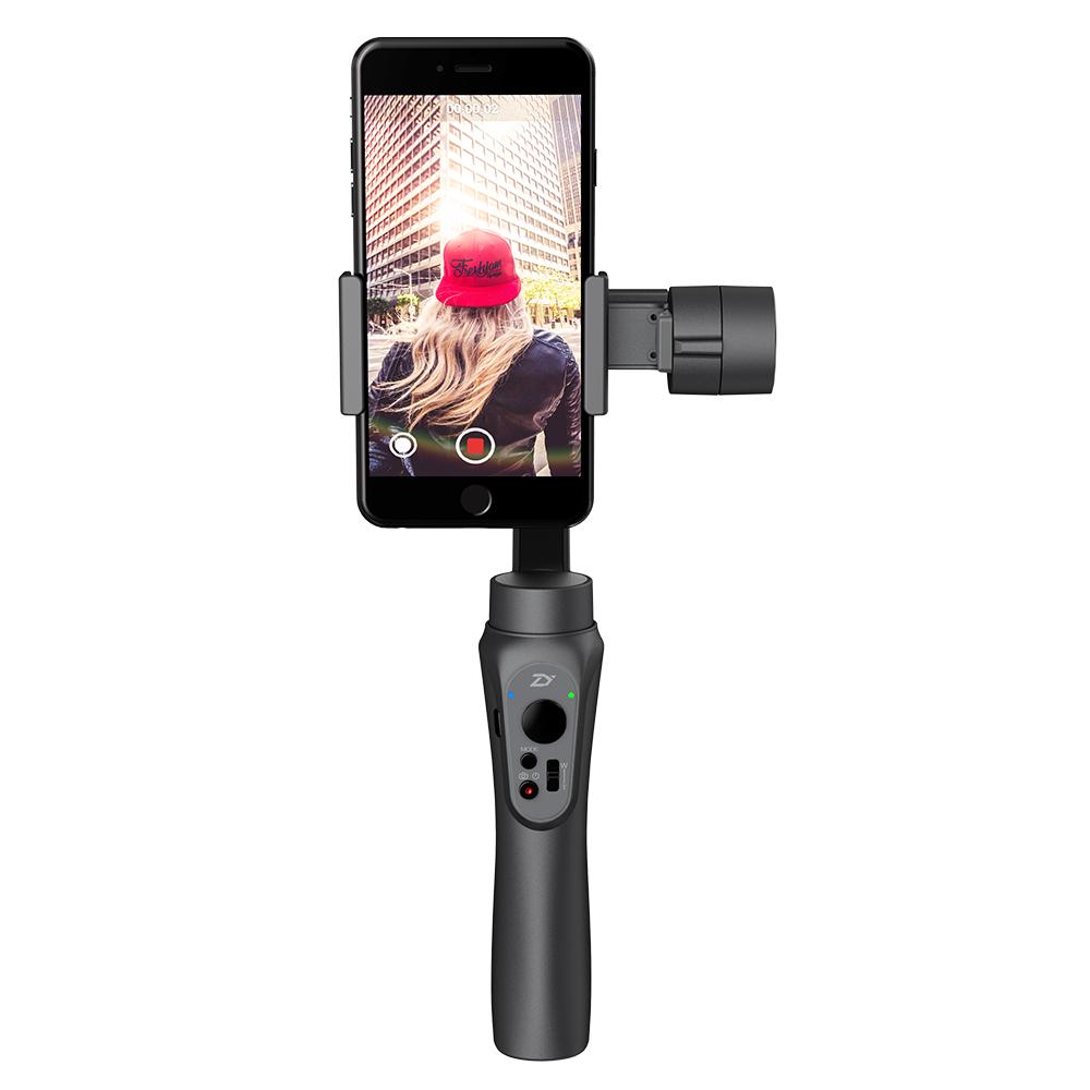 智雲|Z1 SMOOTH Q Zhiyun for Smart phone & GoPro智雲三軸穩定器 - 黑色