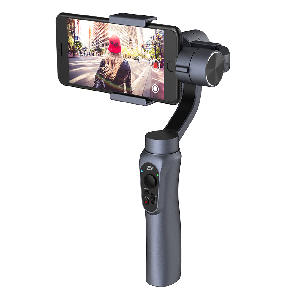 智雲|Z1 SMOOTH Q Zhiyun for Smart phone & GoPro智雲三軸穩定器 - 灰色