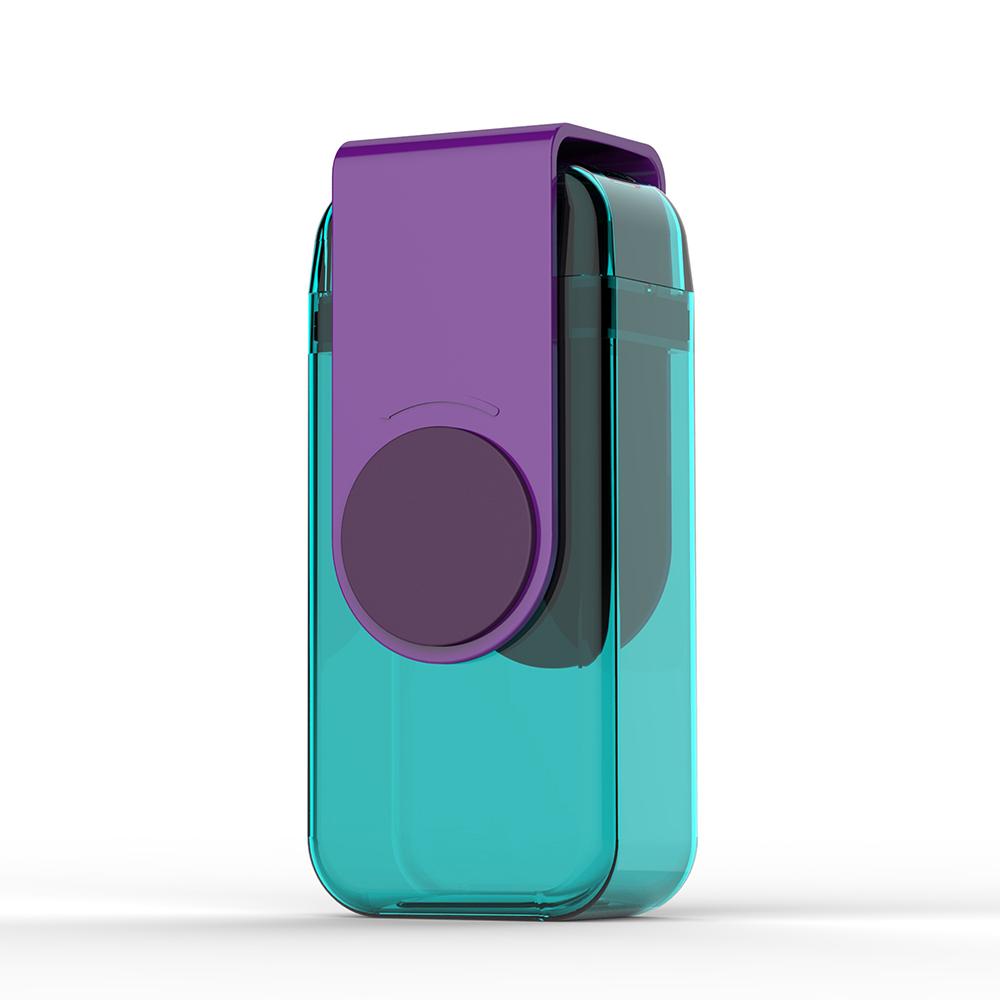 Asobu |Juicy Box兒童果汁吸管杯-紫